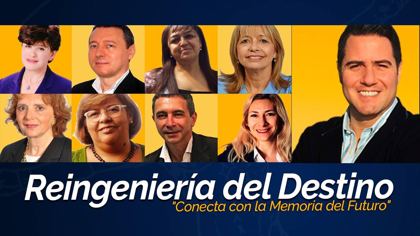 Taller Reingeniería del Destino en Buenos Aires Argentina